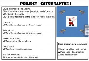 Catch Santa